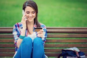 ohio college student happy with credit score