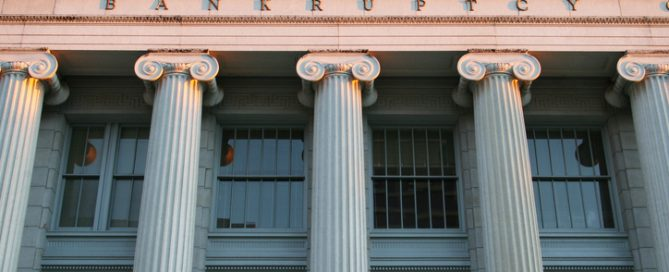 Bankruptcy building